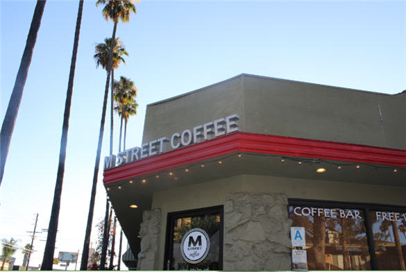 M Street Coffee, Studio City