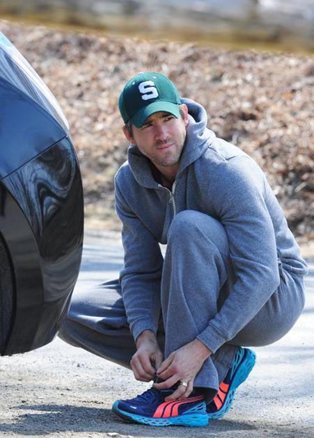 Puma's BioWeb Sneaker: If They're Good Enough for Ryan Reynolds, They're Good Enough for Us...