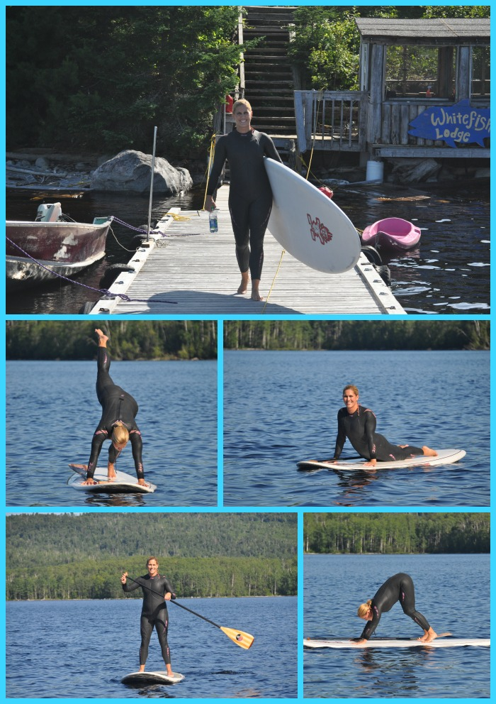 SUP-collage