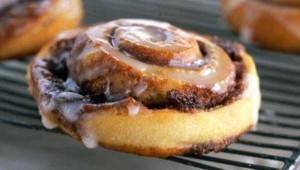 A Healthier Cinnamon Rolls Recipe