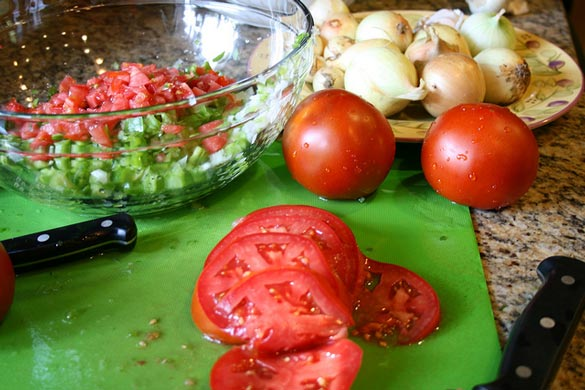 The Ultimate Healthy Condiment: Homemade Salsa