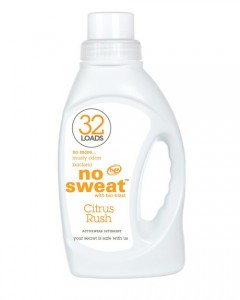 Want truly clean funk-free workout clothes? No sweat!