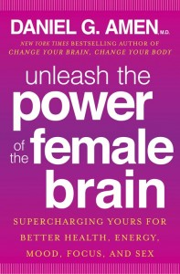 The female brain is an amazingly awesome thing. And being healthy helps EVERYTHING.