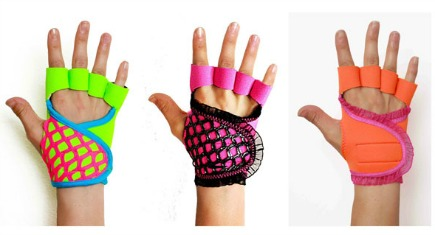 We've Got the G-Love With These Cute and Fun Weight-Lifting Gloves