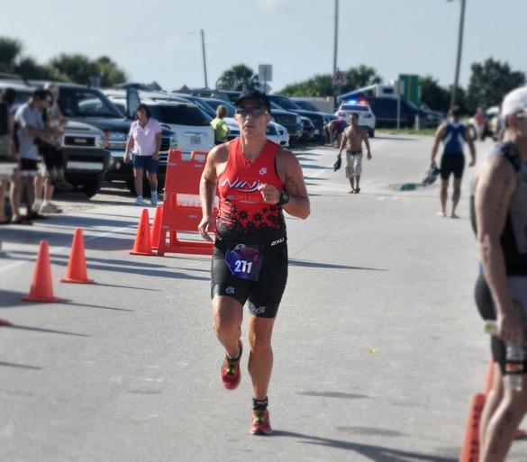 kristen running