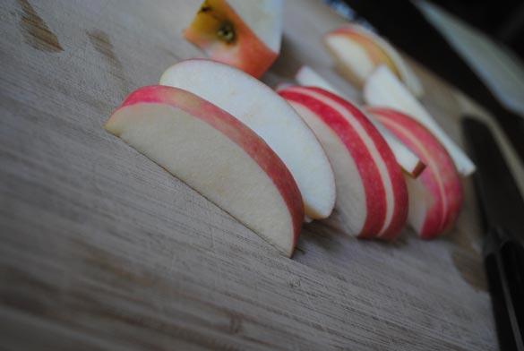 cut-apples