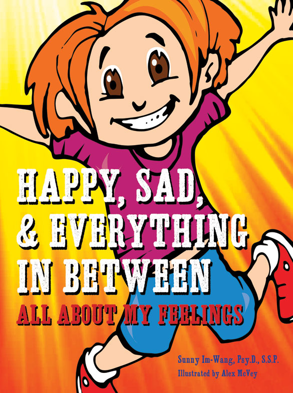 Happy, Sad and sometimes both at the same time!