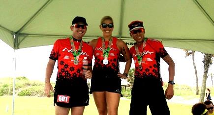 relay tri team