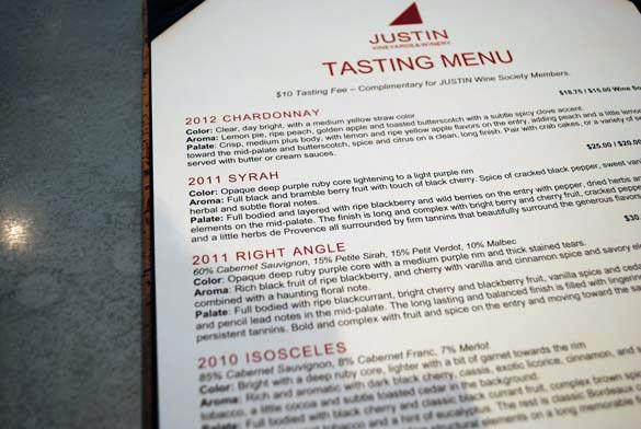 paso-robles-justin-tasting