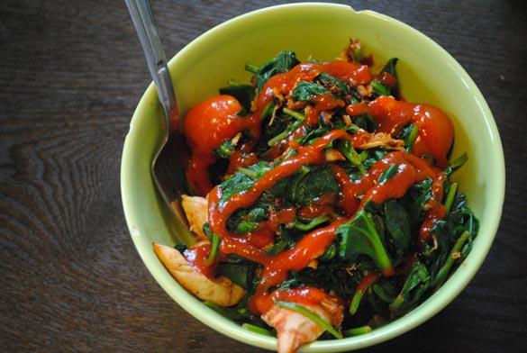 sauteed-salad-bowl