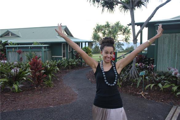 travaasa resort, hana, hawaii, honeymoon