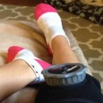 kristen-hyperice-knee
