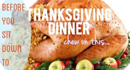 Thanksgiving calories
