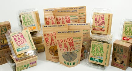 how to make brads kale chips