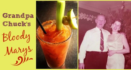 grandpa chuck's bloody mary