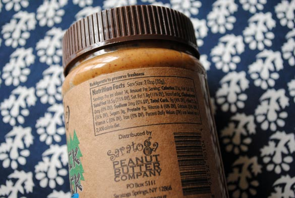 saratoga-peanut-butter-nutrition