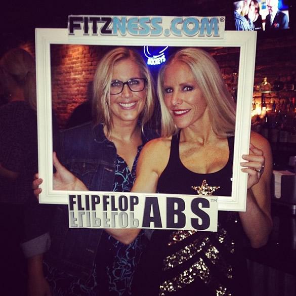 flip flop abs part