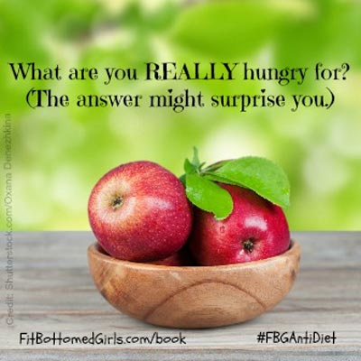 The Fbgantidiet Challenge What Are You Really Hungry For