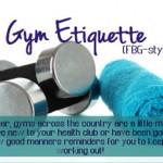 gym etiquette header