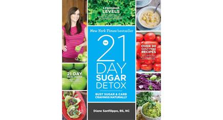 21-day sugar detox cookbook