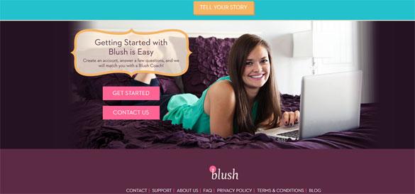 blush585