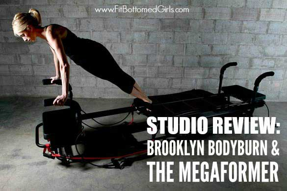 "This is called the ""French Twist."" Yep. The MegaFormer is as challenging as it looks. Credit: Brooklyn Bodyburn"