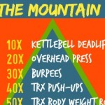 mountain workout-435kgs