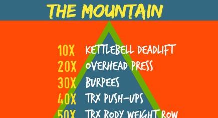 mountain workout-435kgs