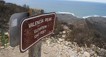 valencia-peak-top-sign-435