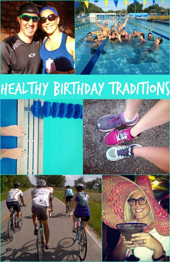 birthday traditions swim bike run