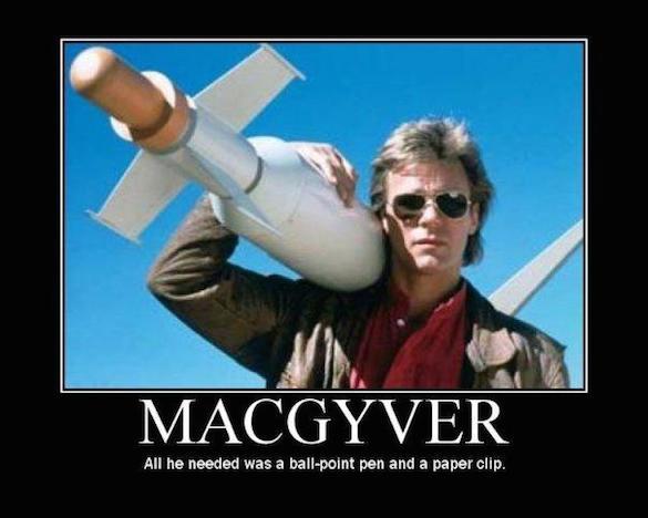 TVs MacGyver