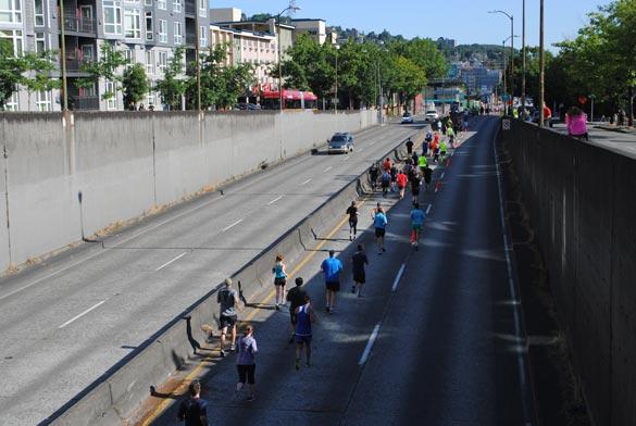 Go runners, go!