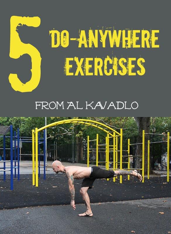 al kavadlo workout