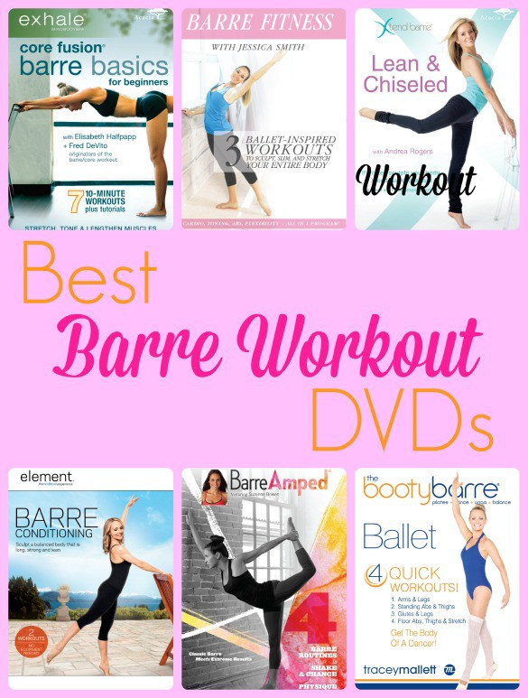 best-barre-workout-DVDs