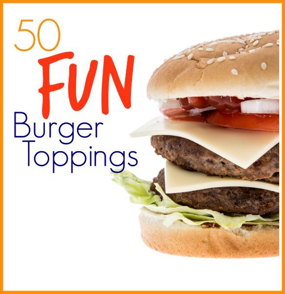 burger-toppings