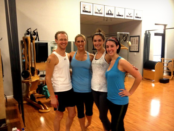 group after barre