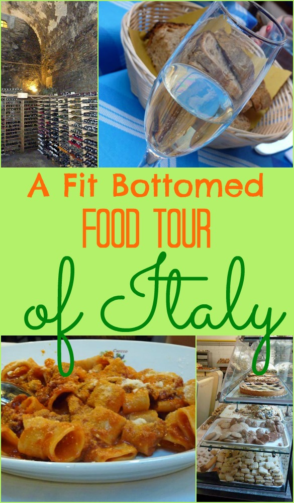 food tour of italy