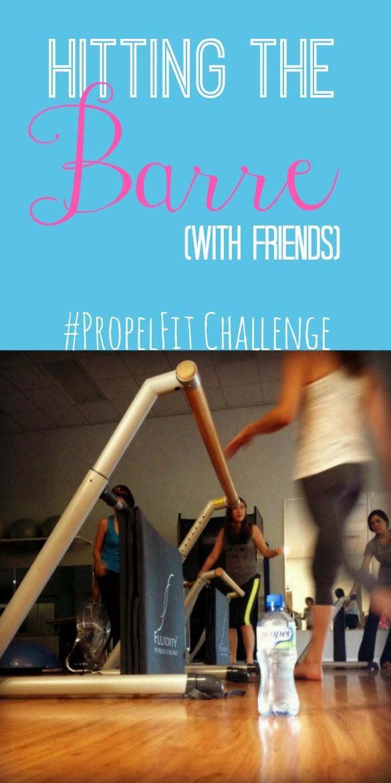 Pilates Buddy Propel Challenge