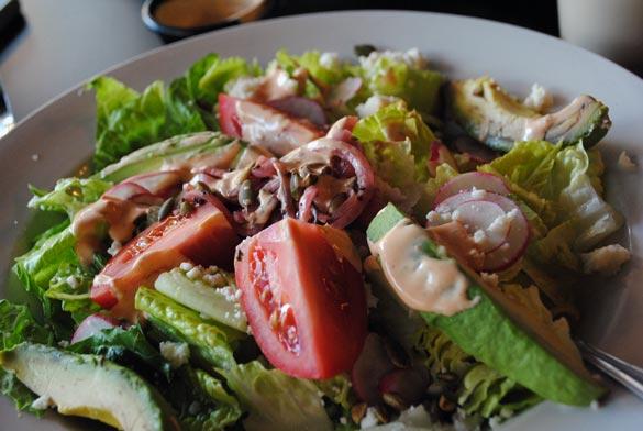 seattle salad