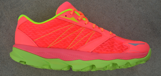Skechers GORun Ultra shows off a mega cushiony ride and rocker sole.
