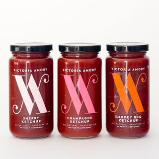 Victoria-Amory-Ketchup-Collection-Pack-of-3-Jars