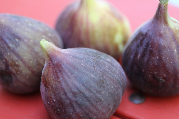Fresh figs are the best. THE best. Credit: gudlyf