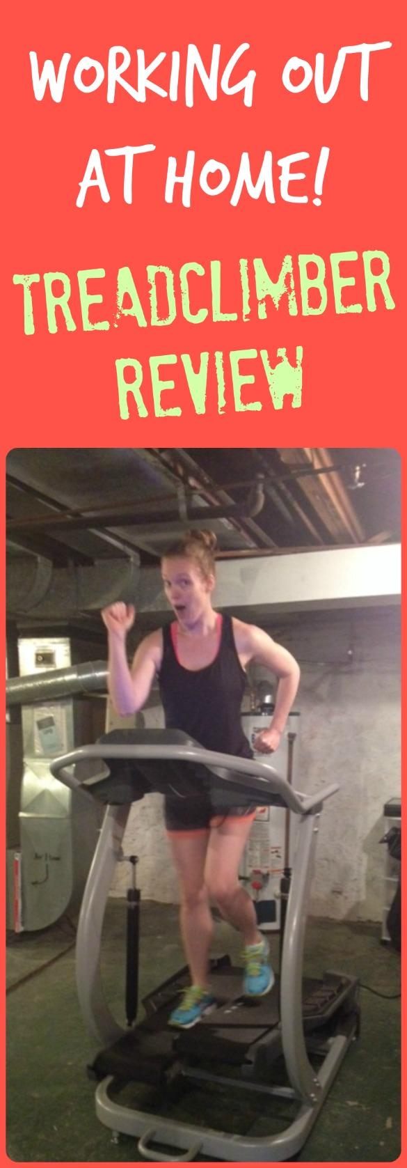 Bowflex Treadclimber Review
