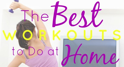 best workouts at home