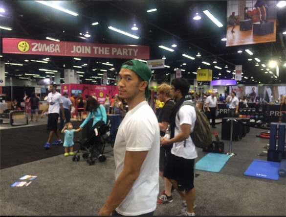 IDEA World Conference, Fitness Expo, Propel Fit