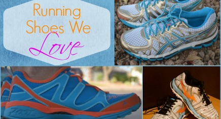 favorite running shoes