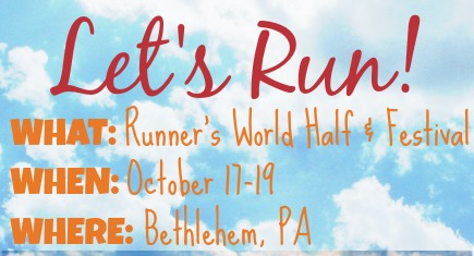 runner's world half let's run