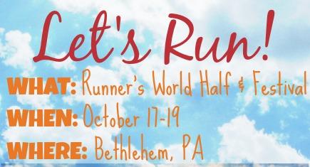 runner's world half let's run