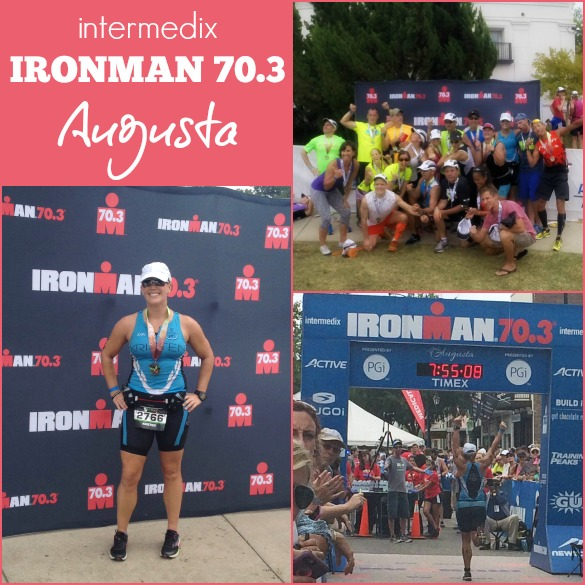 Augusta Ironman 70.3