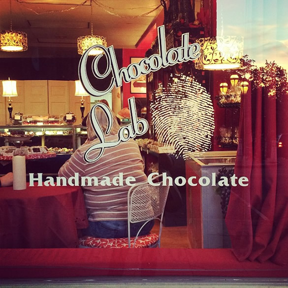 chocolate lab shop
